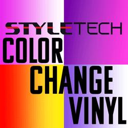 StyleTech Color Change Vinyl