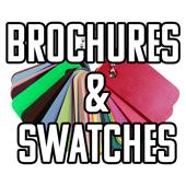 Brochures & Swatches