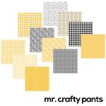 Mr. Crafty Pants Printed Patterns