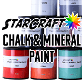 StarCraft Chalk and Mineral Paint