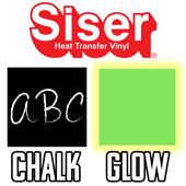 Siser Glow/Chalk