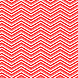 "Printed Pattern Vinyl - Reds Chevron 12"" x 24"" Sheet"