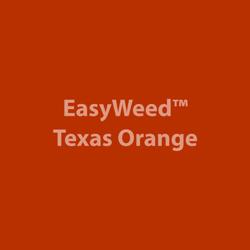 """EasyWeed HTV: 12"""" x 12"""" - Texas Orange"""