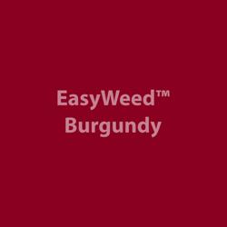"EasyWeed HTV: 12"" x 5 Yard - Burgundy"