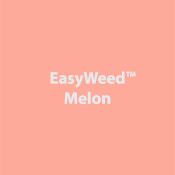 "EasyWeed HTV: 12"" x 12"" - Melon"
