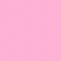 "Printed HTV Pink Awareness Ribbon 12"" x 15"" Sheet"