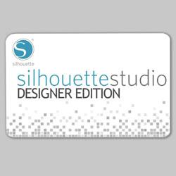 Silhouette Studio Designer Edition (Pink Envelope)