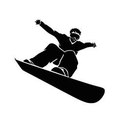 Free Download - Snowboarder