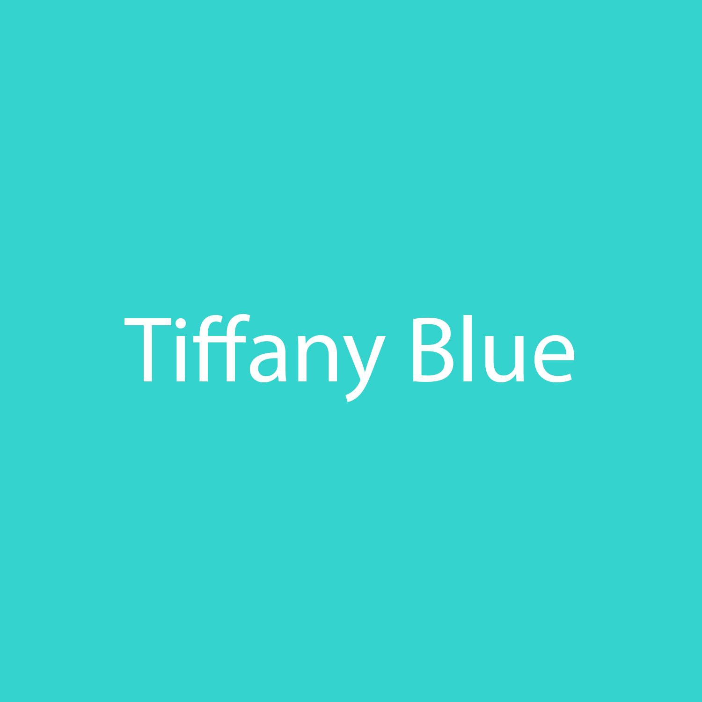 """EasyWeed HTV: 15"""" x 5 Yard - Tiffany Blue"""
