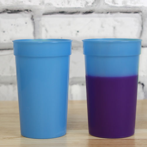 651Vinyl Adds Color Changing Stadium Cups to Product Line