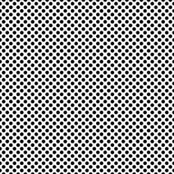 "Printed Pattern Vinyl - Connect the Dots - Black 12"" x 24"" Sheet"