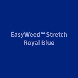 "12"" x 24"" Sheet Siser EasyWeed Stretch HTV - Royal"