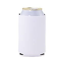 Can Cooler - White
