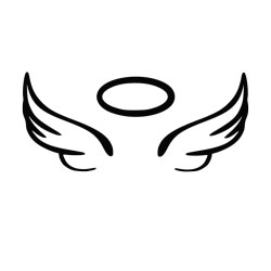 Free Download - Wings and Halo