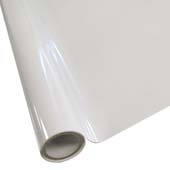 """25 Foot Roll of 12"""" StarCraft Electra Foil - White"""