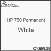 """Avery HP 750 - White- 12"""" x 5 Foot"""
