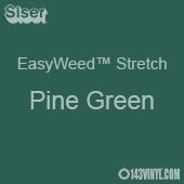 "12"" x 24"" Sheet Siser EasyWeed Stretch HTV - Pine Green"