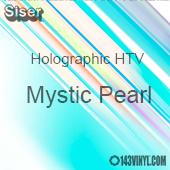 "12"" x 20"" Sheet Siser Holographic HTV - Mystic Pearl"