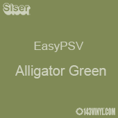 """Siser EasyPSV - Alligator Green (58) - 12"""" x 24"""" Sheet"""