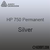 "Avery HP 750 - Silver- 12"" x 5 Foot"
