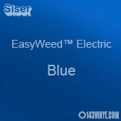 "12"" x 15"" Sheet Siser EasyWeed Electric HTV - Blue"