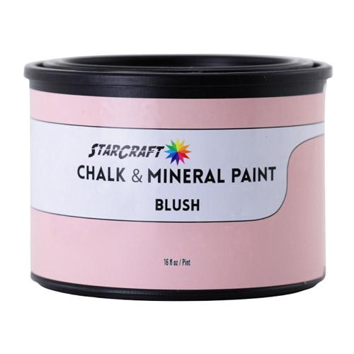 StarCraft Chalk & Mineral Paint - Pint, 16oz-Blush