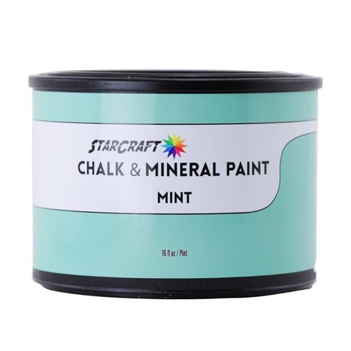 StarCraft Chalk & Mineral Paint - Pint, 16oz-Mint
