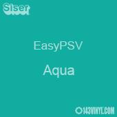 "Siser EasyPSV - Aqua (27) - 12"" x 24"" Sheet"