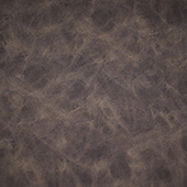 Faux Leather - 12 x 12 Sheet Distressed Bison Brown