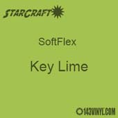 "12"" x 5 Yard Roll - StarCraft SoftFlex HTV - Key Lime"