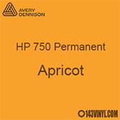 """Avery HP 750 - Apricot- 12"""" x 24"""" Sheet"""