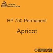 "Avery HP 750 - Apricot- 12"" x 5 Foot"