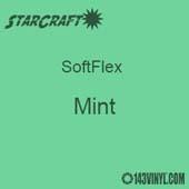 """12"""" x 5 Foot Roll -StarCraft SoftFlex HTV - Mint"""