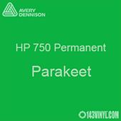 "Avery HP 750 - Parakeet- 12"" x 5 Foot"