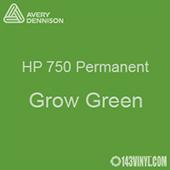 """Avery HP 750 - Grow Green- 12"""" x 24"""" Sheet"""