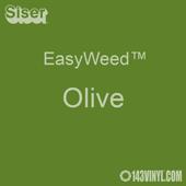 "EasyWeed HTV: 12"" x 5 Yard - Olive"