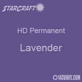 "12"" x 24"" Sheet - StarCraft HD Glossy Permanent Vinyl - Lavender"