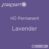"12"" x 10 Yard Roll - StarCraft HD Glossy Permanent Vinyl - Lavender"