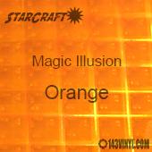 "12"" x 24"" Sheet - StarCraft Magic - Illusion Orange"