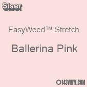"12"" x 24"" Sheet Siser EasyWeed Stretch HTV - Ballerina Pink"