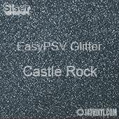 """Siser EasyPSV Glitter - Castle Rock (41) - 12"""" x 12"""" Sheet"""