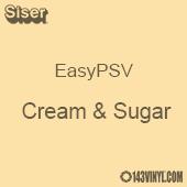 "Siser EasyPSV - Cream & Sugar (29) - 12"" x 24"" Sheet"