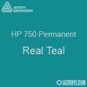 "Avery HP 750 - Real Teal- 12"" x 12"" Sheet"