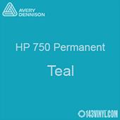 "Avery HP 750 - Teal- 12"" x 12"" Sheet"