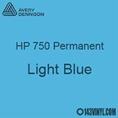 "Avery HP 750 - Light Blue- 12"" x 24"" Sheet"