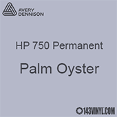 """Avery HP 750 - Palm Oyster- 12"""" x 5 Foot"""