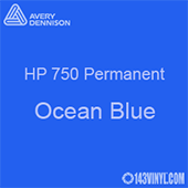 "Avery HP 750 - Ocean Blue- 12"" x 24"" Sheet"
