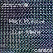 "12"" x 24"" Sheet - StarCraft Magic - Mystique Gun Metal"
