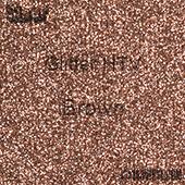"Glitter HTV: 12"" x 5 Yard Roll - Brown"