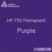 "Avery HP 750 - Purple- 12"" x 12"" Sheet"